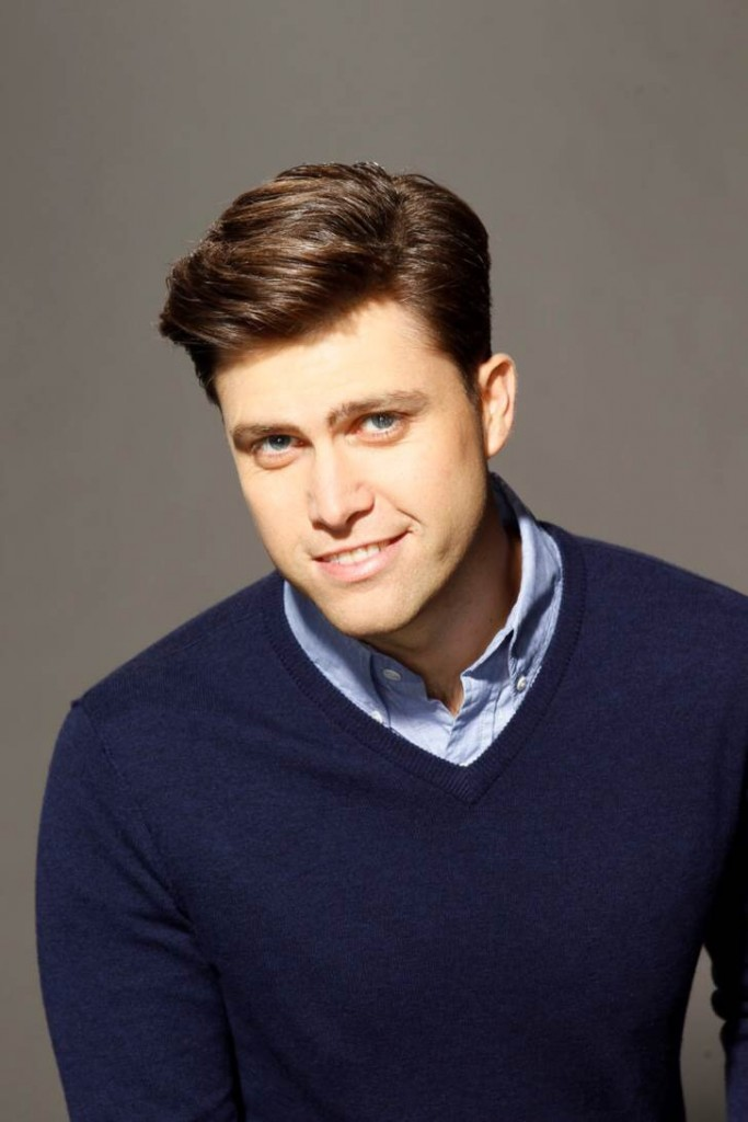 Q&A: SNL's Colin Jost talks about career as comedian, life as writer