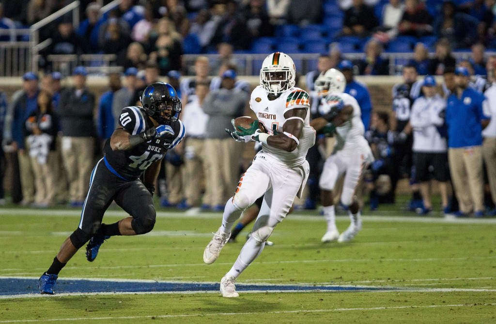 WCGSports: Controversial Duke game tops off rough week for Miami Hurricanes