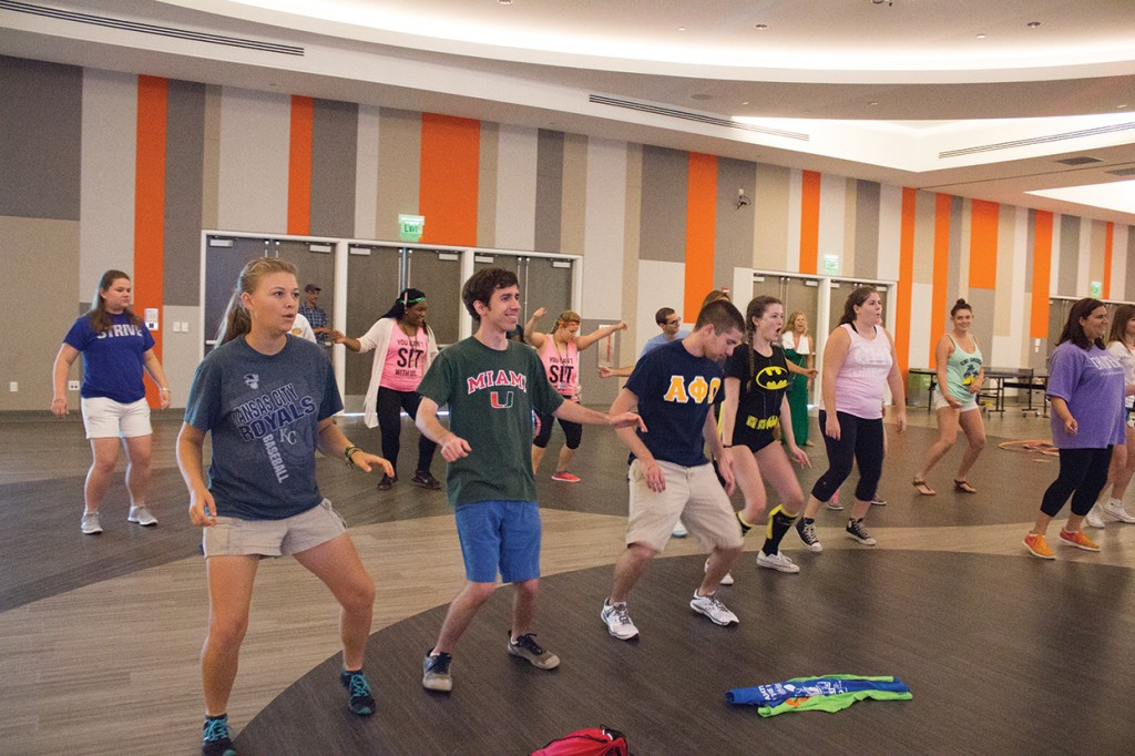 VIDEO: Dance Marathon raises nearly $15,000 for Nicklaus Children's Hospital