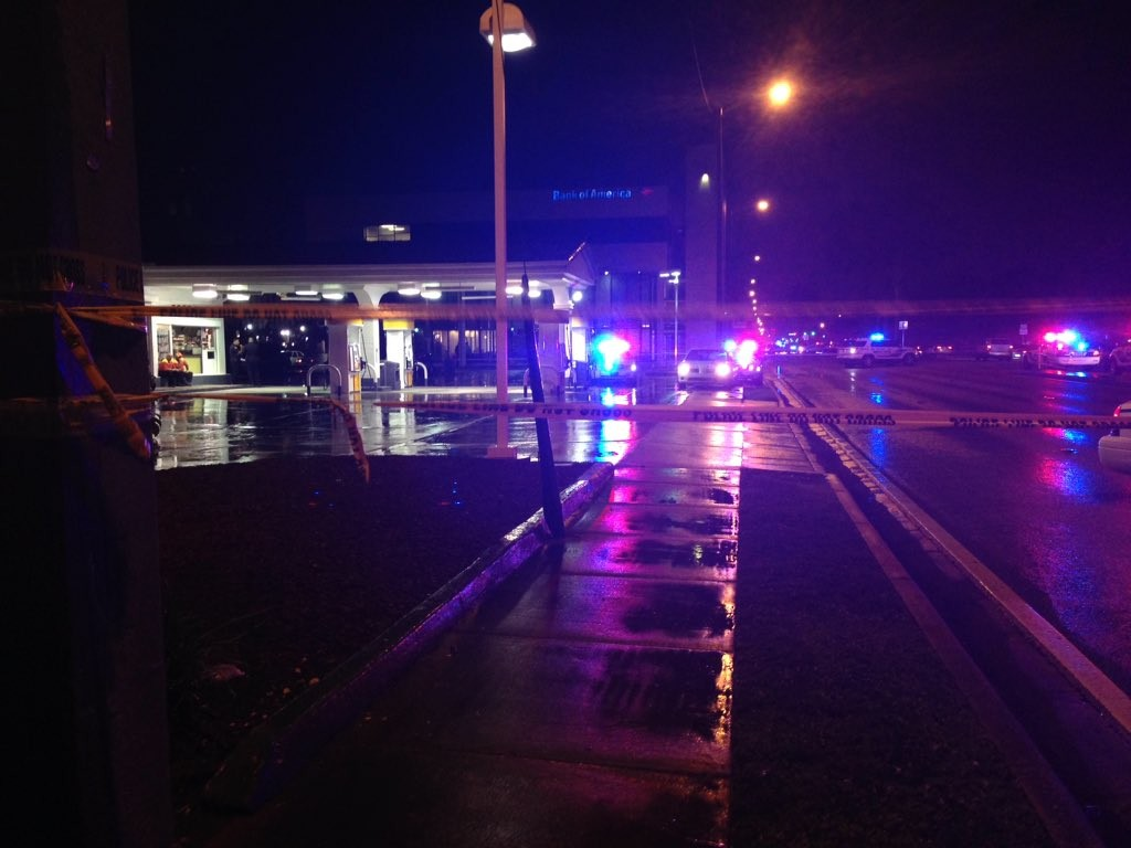 Police officer shoots subject at South Dixie Highway Shell gas station across from campus