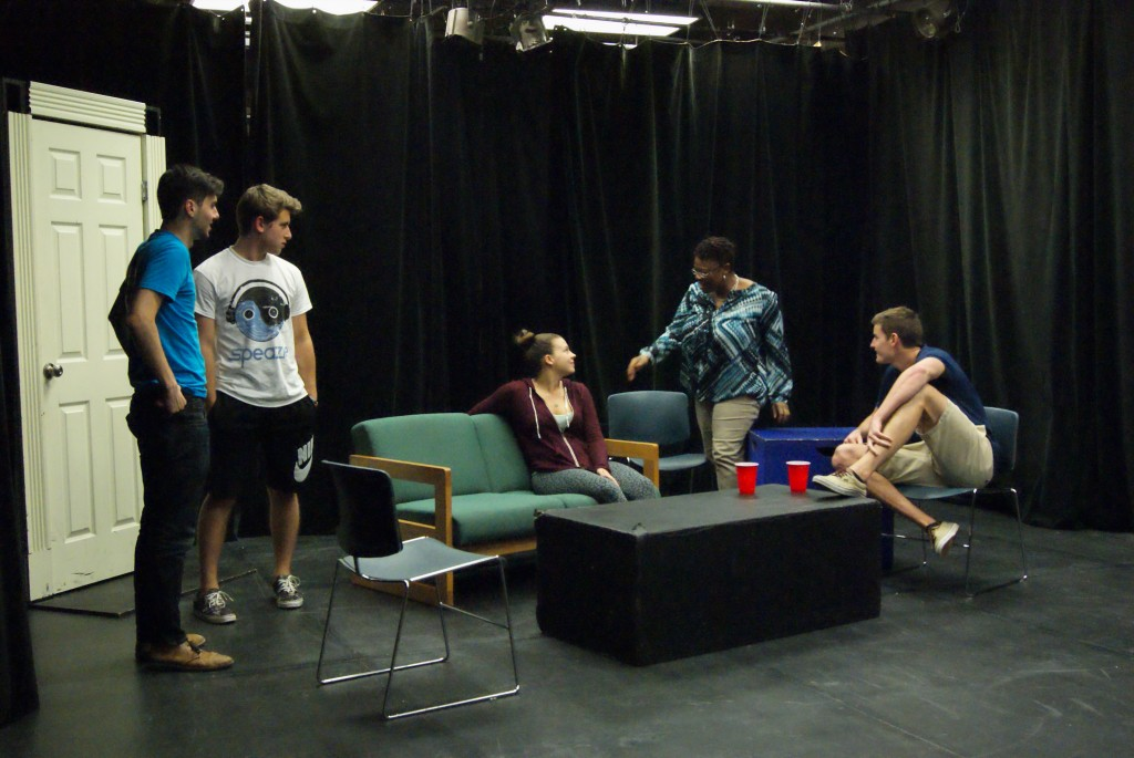 Interactive theatre production 'Changing Conversations' addresses sexual assault issues
