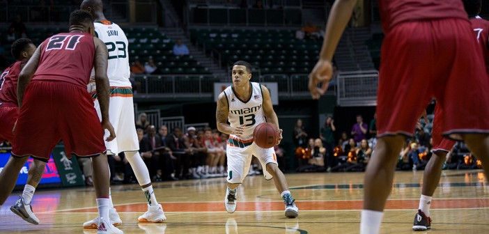 Miami men's basketball to face early challenges in Puerto Rico Tip-Off