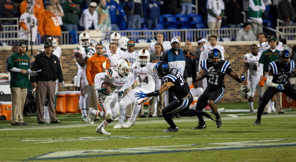 Hurricanes get much-needed win against Blue Devils