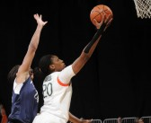 Miami women's basketball dominates Old Dominion 61-35
