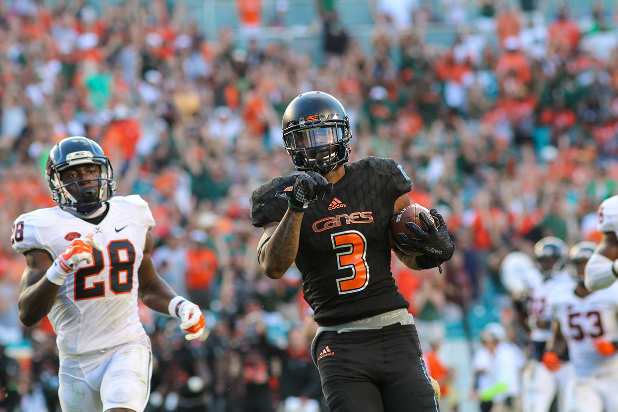 Three Keys To Miami Hurricanes Beating North Carolina The Miami