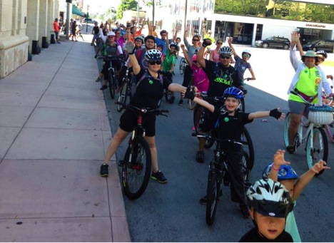 BikeSafe program's week of bicycling emphasizes greener methods of traveling