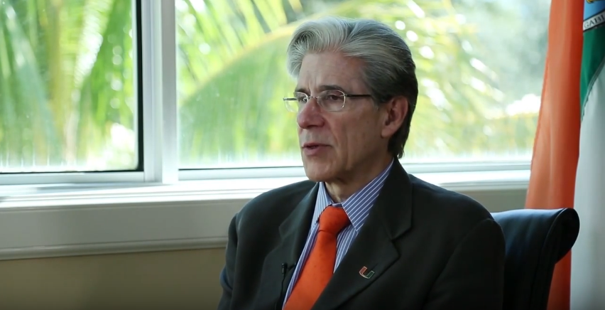 VIDEO: President Julio Frenk speaks on the University of Missouri, campus climate