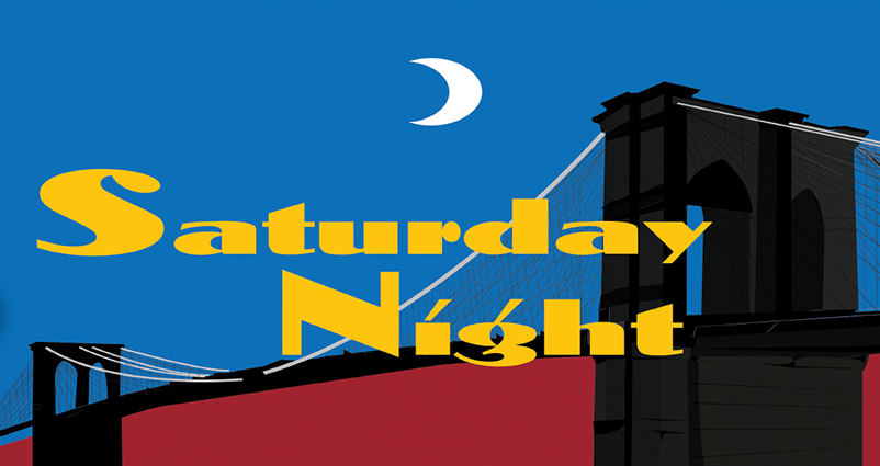'Saturday Night' boasts wit, good energy, great score