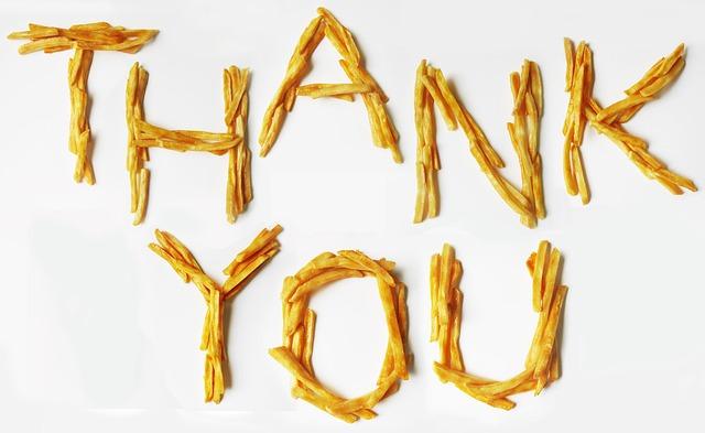 Show genuine gratitude this Thanksgiving