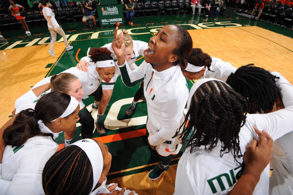 Women's basketball opens season with 80-67 win over Wright State