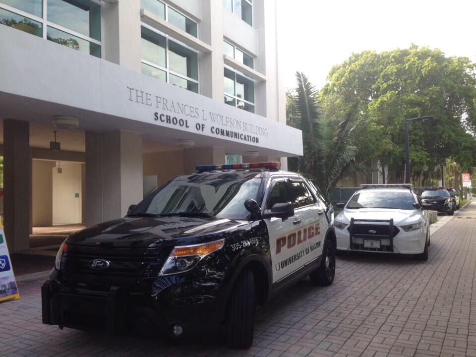 Police respond to threat at University of Miami's School of Communication