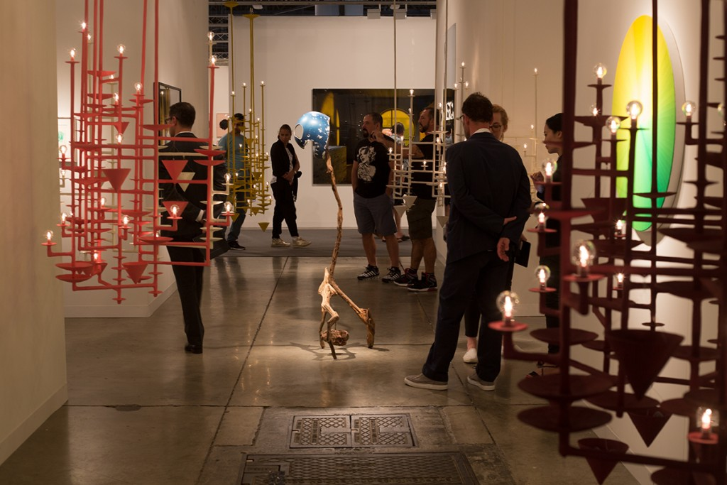 Art Basel brings creative events to Miami