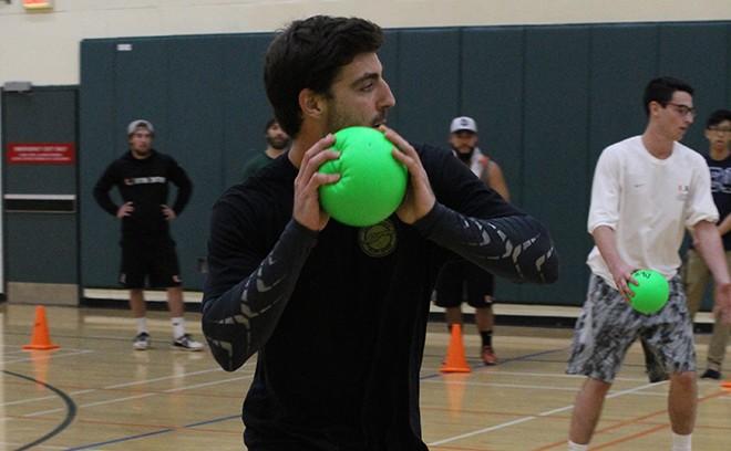 Dodging Diabetes tournament raises funds for Type 1 diabetes research