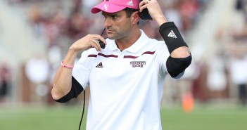 10-10-15 FB v. Troy Manny Diaz, Assistant Coach Defensive Coordinator/Linebackers Photo by Kelly Price