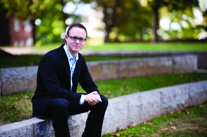 Inauguration to feature fanfare by alumnus Brian Balmages