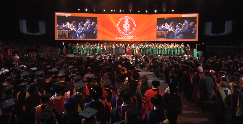 VIDEO: Highlights from President Julio Frenk's inauguration speech