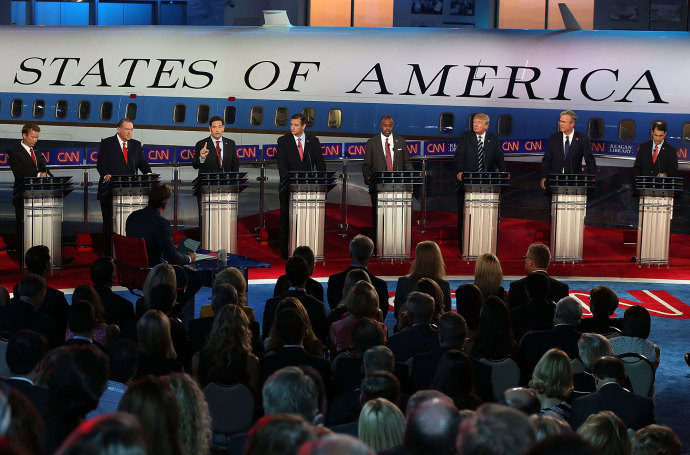 Lottery announced for on-campus Republican Primary Debate