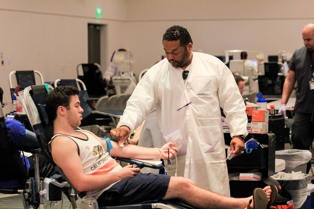 Blood drive helps save lives, raise money