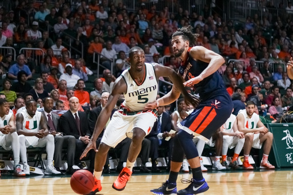 Hurricanes men's basketball ready to face Virginia in the ACC Tournament semifinals