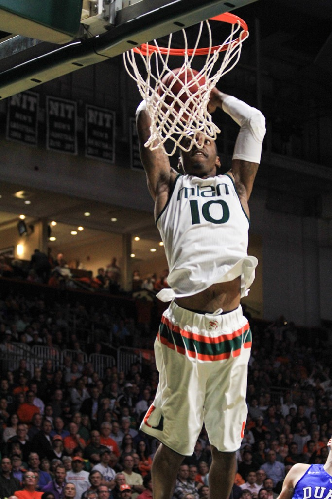 Canes to face tough stretch in coming weeks
