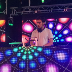 EDGE_Freshman DJ