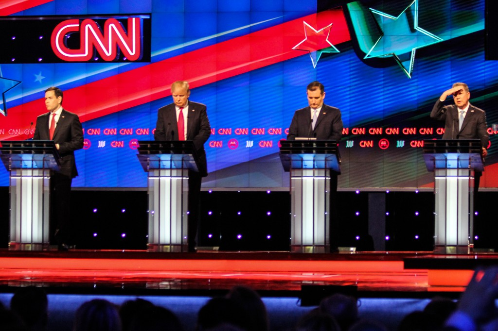 GALLERY: Republican Debate at the University of Miami