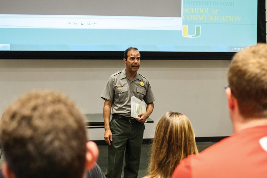 VIDEO: Superintendent of Everglades Park discusses environmental concerns