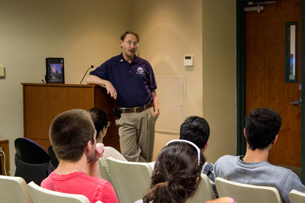 NASA research scientist Geoff Landis discusses future of space exploration missions