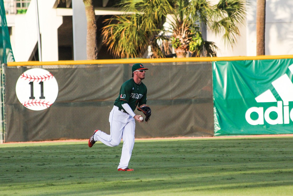 Hurricanes baseball to face Tar Heels in top-10 matchup