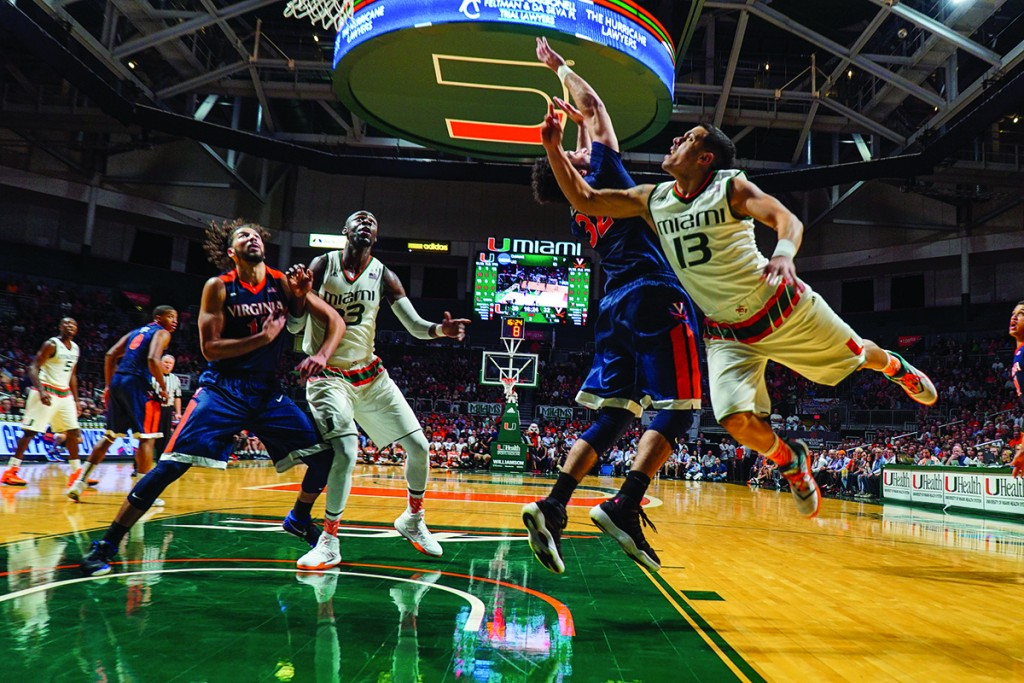 Hurricanes men's basketball prepares to face Virginia Tech in ACC Tournament quarterfinals