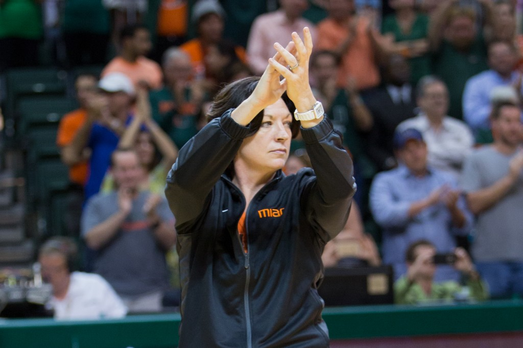 University of Miami hosts third annual Celebration of Women's Athletics