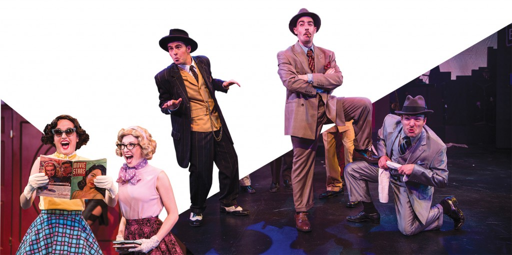 'Guys and Dolls' transports audience to theatre's golden age