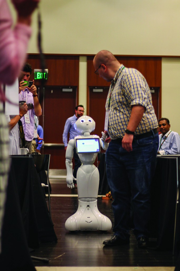 We Robot conference discusses legal, policy issues in robotics