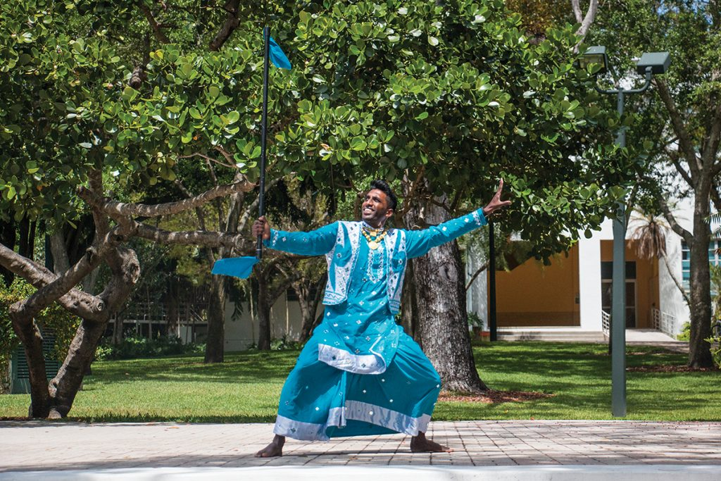 Senior Profiles: Vignesh Kumaresan
