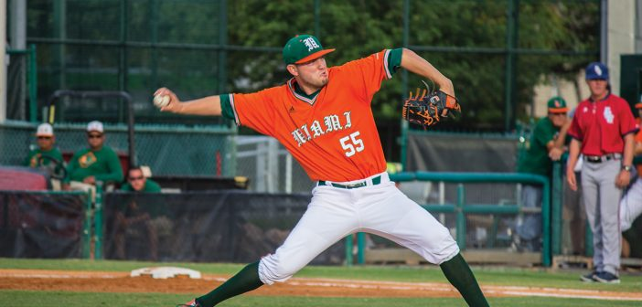 Hurricanes baseball prepares for weekend series against defending champion Virginia