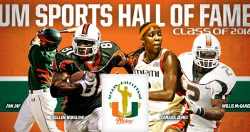 Feature photo courtesy UM Sports Hall of Fame.