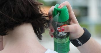 The University of Miami is implementing initiatives to protect students against the Zika virus, including passing out 6,000 spray bottles of mosquito repellant in the residential colleges. Hallee Meltzer // Photo Editor