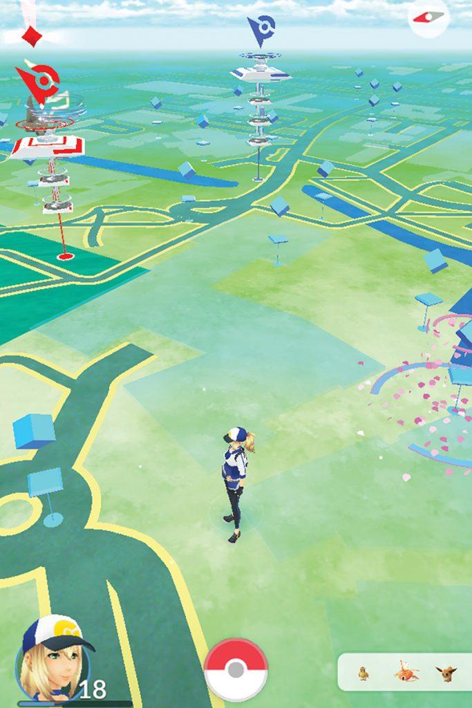 Pokémon Bus provides route to catch 'em all
