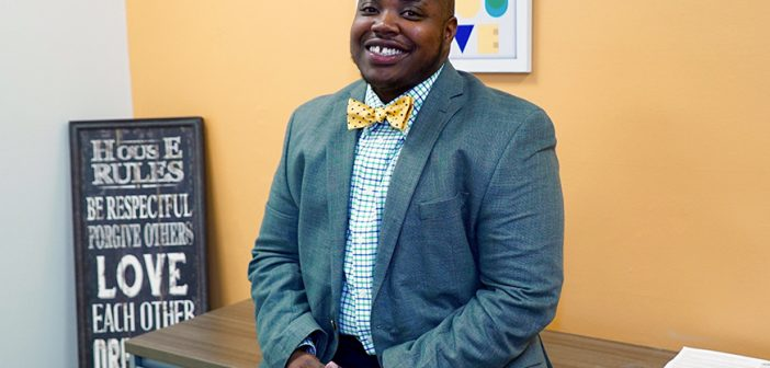 Van Bailey appointed director of LGBTQ Student Center