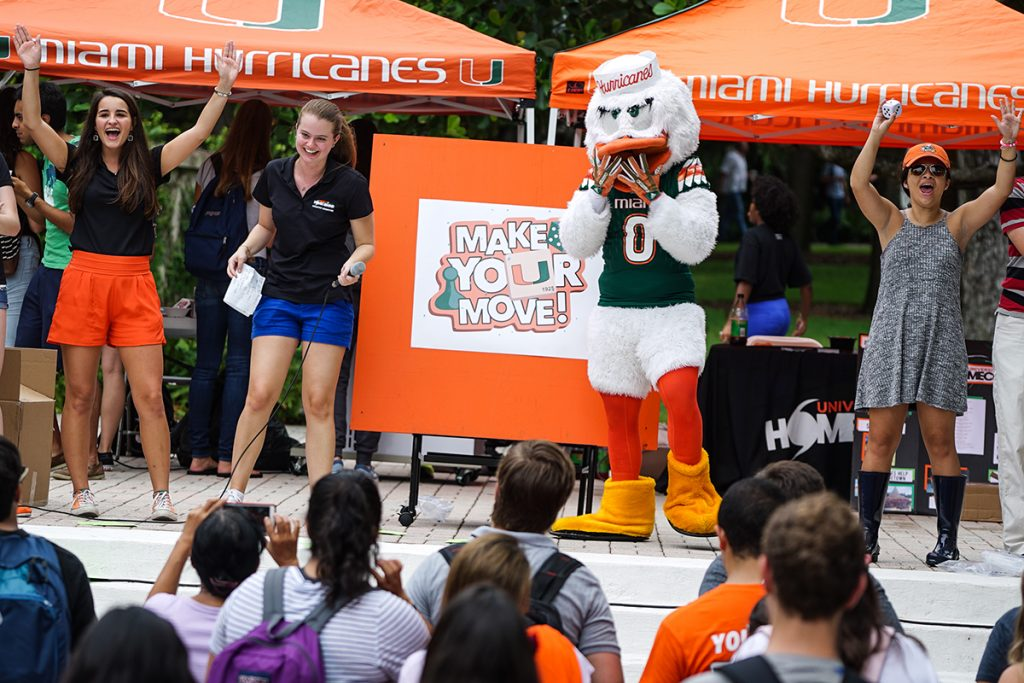 """Make Your Move:"" Homecoming committee chooses playful, nostalgic theme for 2016 events"