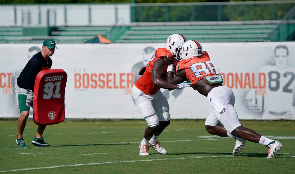 Jaquan Johnson, Sheldrick Redwine embrace new roles for upcoming season