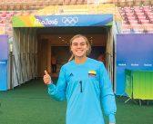 Miami student, soccer player represents Colombia in Rio