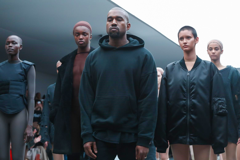 Kanye West brings much-needed diversity to runway fashion