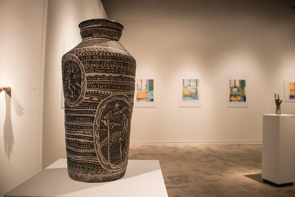 Wynwood exhibition showcases fine arts program