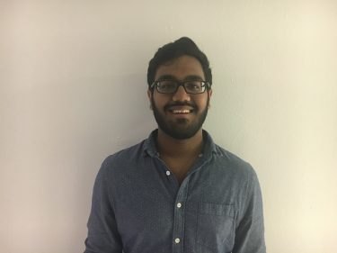 Arjun Rao, Sophomore, Software Engineering/Finance