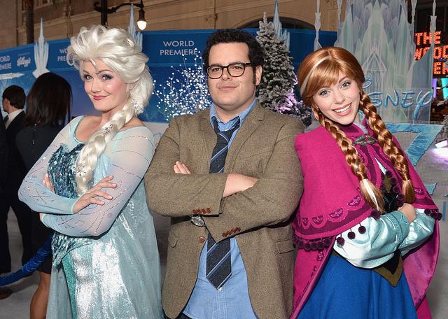 'Frozen' actor, Broadway star Josh Gad to stump for Clinton on campus next Friday