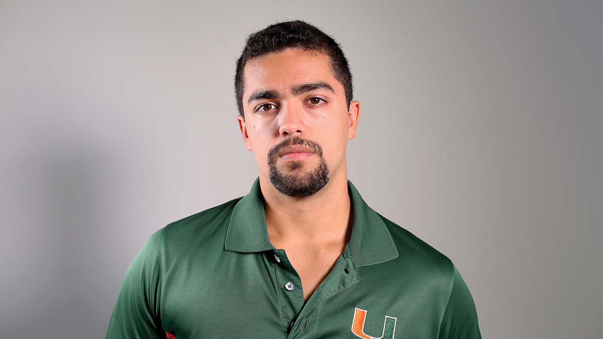 Former UM student Eric Calero transfered to FIU after a significant amount of his financial aid