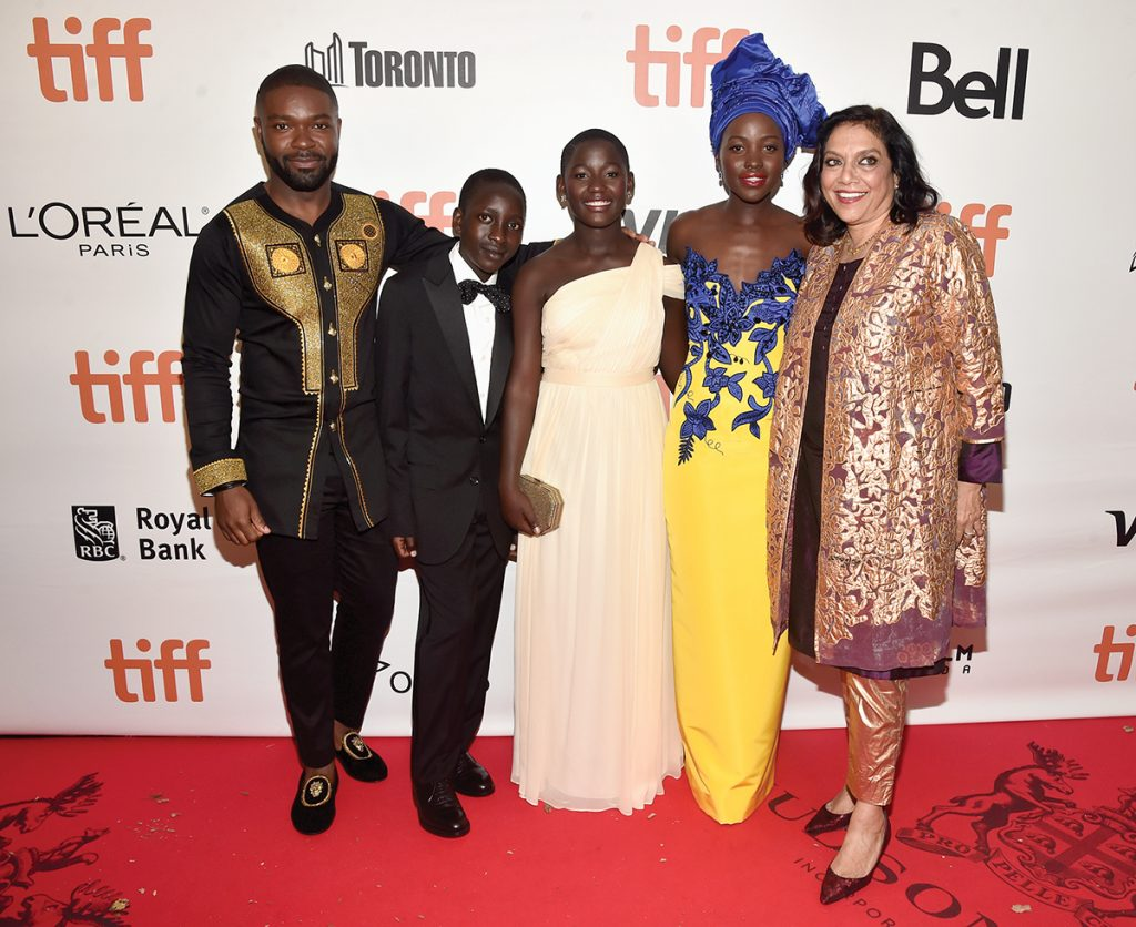 Disney's 'Queen of Katwe' celebrates opportunity in unlikely places