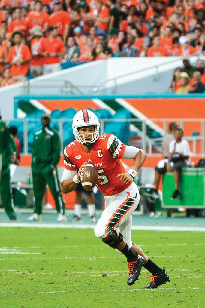 Miami runs into problems, must find solutions before matchup against Virginia Tech
