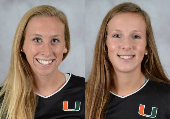 UM volleyball athletes share similar backgrounds
